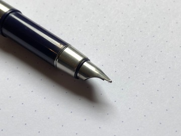 Renting out: Parker 25 Fountain Pen