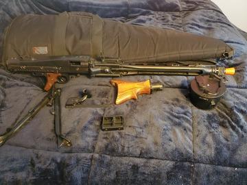Selling: Matrix Airsoft MG42