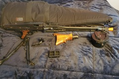 Selling: Matrix Airsoft MG42