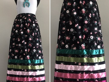 Selling with online payment: Cotton Ribbon Skirt