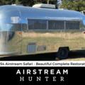 For Sale: 1954 Airstream Safari - Beautiful Complete Restoration