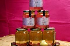 Les miels : Miel de Lavande - LES RUCHERS DE DEBO