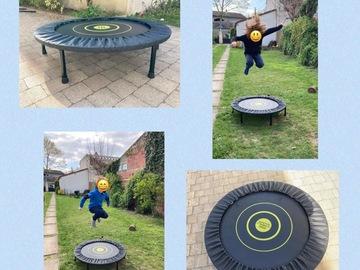Location: Location trampoline