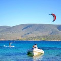 Course: 1hr Kitesurfing Boat Assisted Lessons