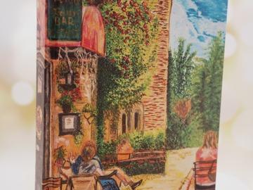 : Artwork Notebook - Afternoon Break