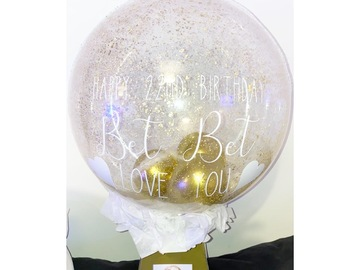 For Sale: Bespoke Personalised Balloons