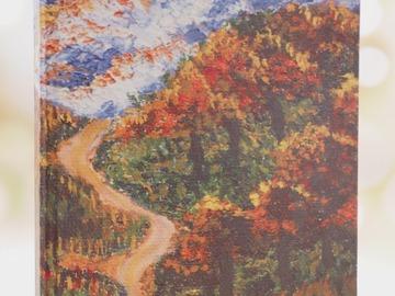 : Artwork Notebook - Landscape