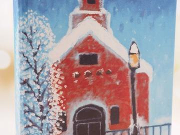 : Artwork Notebook - Winter