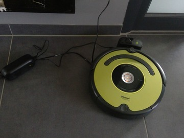 À vendre: iRobot aspirateur