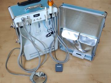 Nieuwe apparatuur: Portable Dental Unit, Mobiele unit