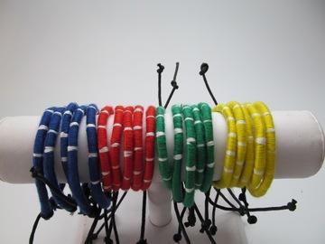 Selling multiple of the same items: NEW Camp Color/Color War Bracelets - Unisex