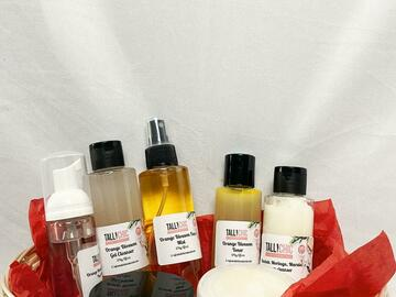 For Sale: TallChic Naturals African skincare collection