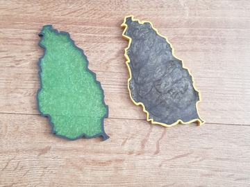 For Sale: St Lucia coasters