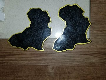 For Sale: Africa coasters x2