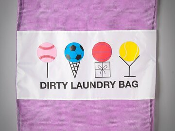 """Selling multiple of the same items: New """"Dirty Laundry Bag"""" (Dylans Candy Design)"""