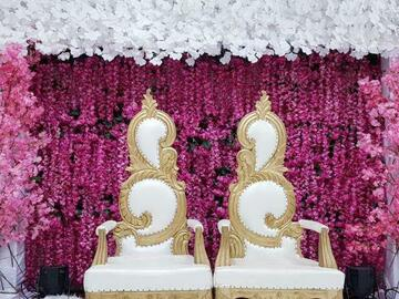 Products: Party backdrop and gift bags wholesale