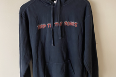 Selling with online payment: SOLD: Bad To The Bones Hoodie - S