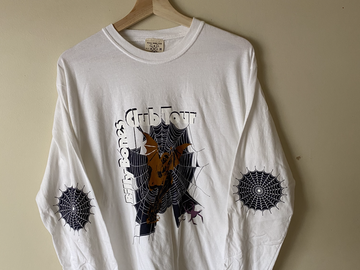 Selling with online payment: SOLD: Spider LS Tee - M