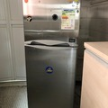 Selling without online payment: Fortress Refrigerator w/Freezer on top