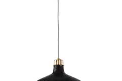 Selling without online payment: Ikea Ranarp, black pendant light