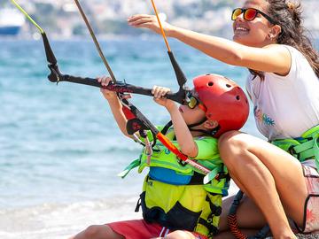 Course: KiteKids Private Kitesurfing Lessons