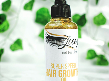 For Sale: Super Speed Hair Growth Oil