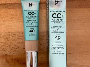 Venta: It cosmetics CC - Matte (Light)