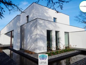 .: Gevelbepleistering nieuwbouw I door Lotus Pleisterwerken