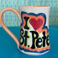 Selling with online payment: Retro St Pete Mug
