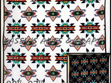 Selling with online payment: Southwest King Size Blankets