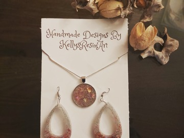 For Sale: Resin Jewellery  sets