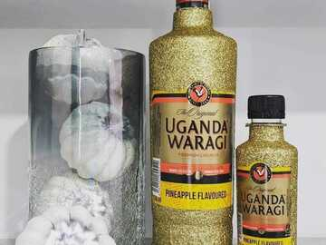 For Sale: Uganda Waragi (Gin) - Pineapple Flavour