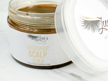 For Sale: Ayurvedic Scalp Scrub