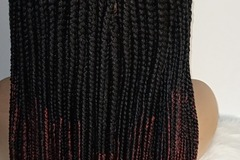 """For Sale: 26"""" full lace braided unit available on pre order"""