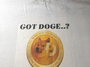 Selling with online payment: Got Doge