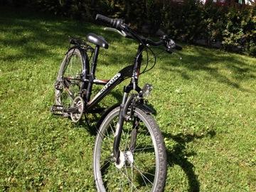 Verkaufen: Noxon Fahrrad Schwarz Sehr Gut
