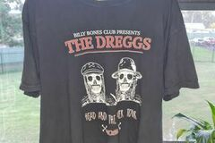 Selling with online payment: SOLD: The Dreggs Tee