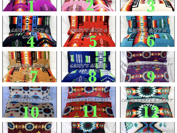 Selling with online payment: Southwest Pillowcase sets (2pcs)