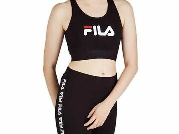 Selling without online payment: FILA Josette Crop Top
