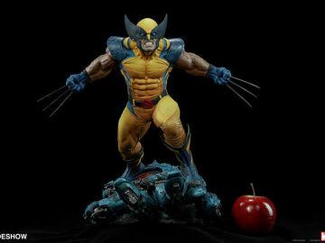 Stores: Marvel: Wolverine Premium Format Statue