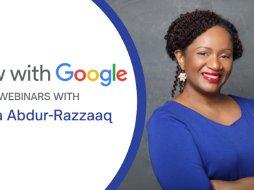 Workshop: Power Your Job Search with Google Tools