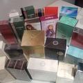 Liquidation/Wholesale Lot: Lot of 22 fragrances Calvin Klein, Burberry, Etc