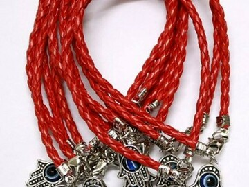 Liquidation / Lot de gros: Evil eye protection bracelet hott seller