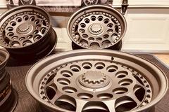 Selling: 20x10 5x112 +25 Rotiform HVN 3pc wheels