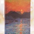 : Artwork Notebook - The Sunset