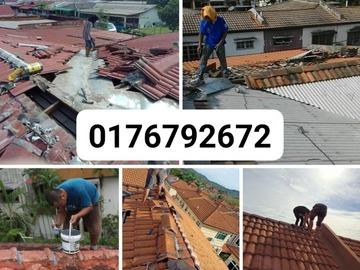 Services: Tukang Bumbung bocor Puchong