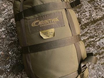 Hyr ut (per day): Carinthia Defence 1 makuupussi