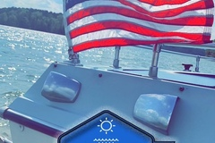 Renting out with online payment: 1971 Larson Runabout (327 cu/in V8)