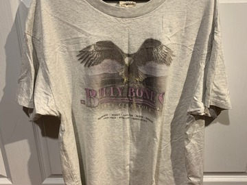 Selling with online payment: SOLD: 73' Eagle Tee - Size XL