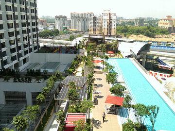For rent: Eve Suite Next to LRT Station Petaling Jaya